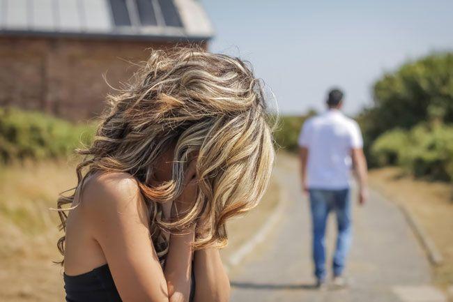 Porque foge o homem de uma relação?