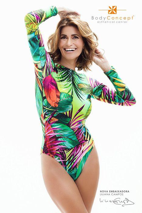 Liliana Campos nova embaixadora da BodyConcept