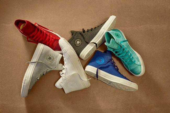 Converse apresenta a coleção Chuck Taylor All Star X Nike Flyknit