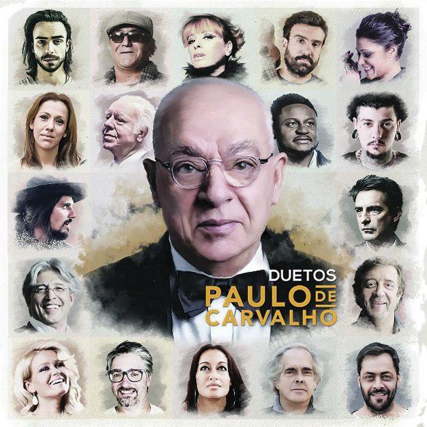"""""""Duetos"""" assinalam 55 anos de Carreira de Paulo Carvalho"""