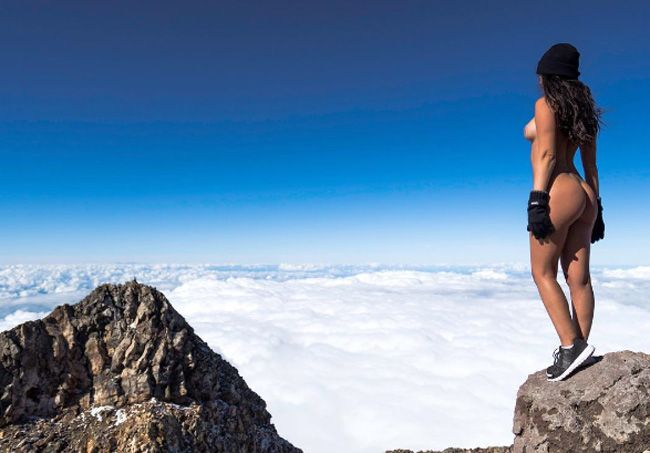 Modelo da Playboy atrai ira de nativos maoris