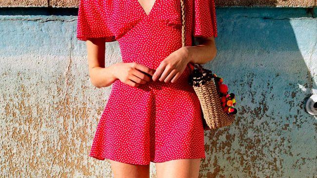 Zara cria nova versão do controverso vestido sexista
