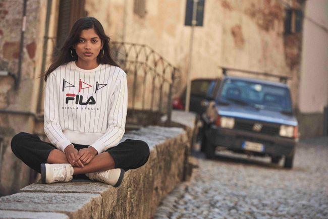 FILA regressa às origens com nova campanha