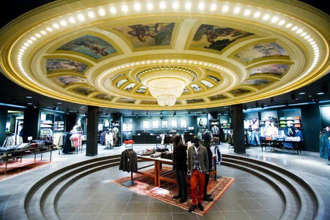Faturação da H&M cresce 4% em Maio