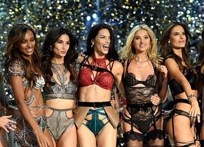 Os truques de beleza dos anjos de Victoria's Secret