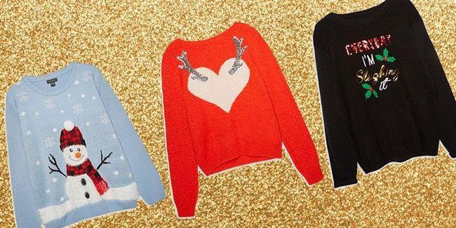 Camisolas para o Natal da Primark