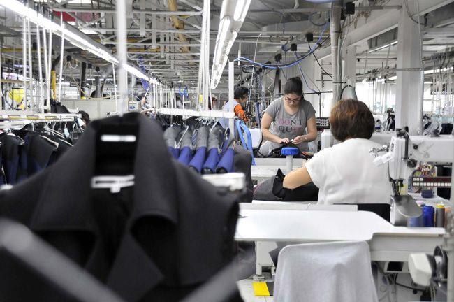 Sobem as exportações de têxtil e vestuário em Portugal