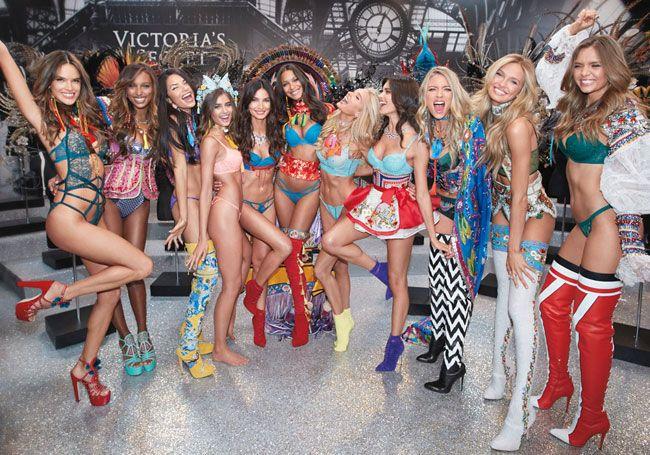 """Os requisitos para desfilar no evento """"Victoria's Secret Show"""""""