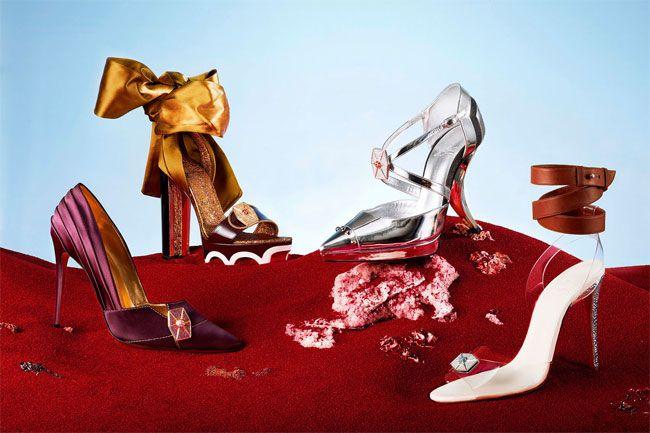 Christian Louboutin cria colecção de sapatos Star Wars