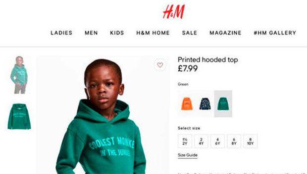 "H&M passa ""fatura"" na África do Sul"