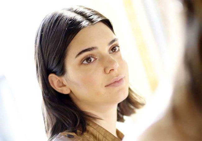 """Kendall Jenner imune ao """"acne"""""""