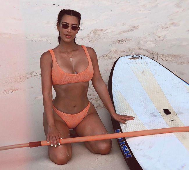 """E se te oferecessem o """"corpo"""" de Kim Kardashian?"""