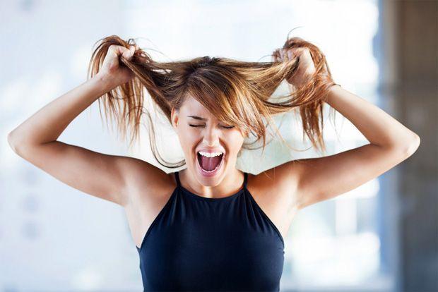 Arrancar o cabelo pode ser mais sério do que pensas