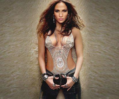 Jennifer Lopez: um exemplo de mulher