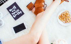 Como te deves vestir se as tuas pernas são magras?