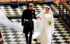 O casamento do Príncipe Harry e Meghan Markle em imagens