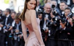 Bella Hadid deslumbrou no Festival de Cinema de Cannes 2018