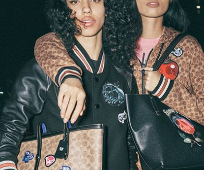 Disney x Coach: as novas malas da marca Coach