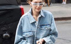 Gigi Hadid segue o exemplo Kardashian: trend alert?