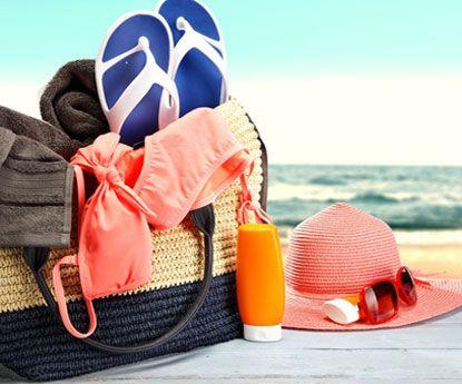 O manual completo para ires à praia, não ao inferno