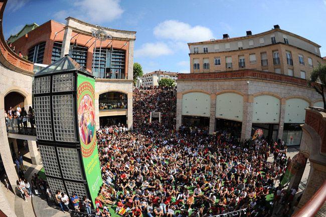 Forum Aveiro: o novo estádio do Mundial de Futebol