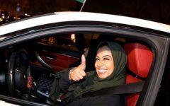 História na Arábia Saudita: as mulheres já podem conduzir