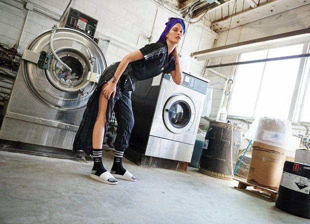 Adidas Originals by Alexander Wang: imperfeição como nova perfeição