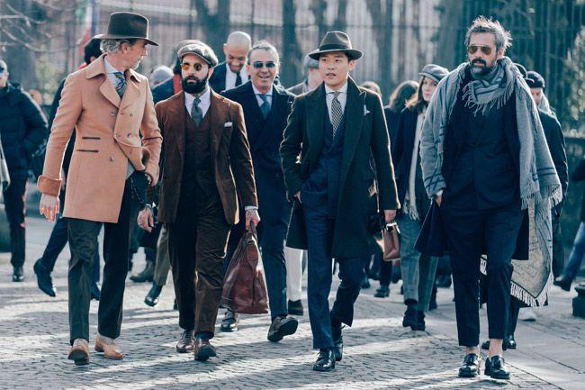 Têxtil português na frente das tendências masculinas