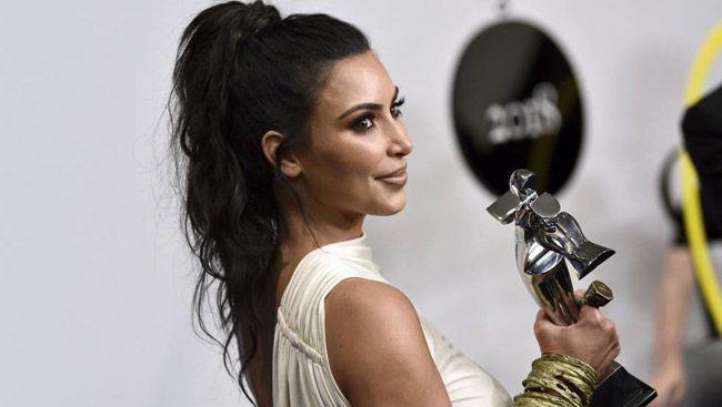 """Kim Kardashian é oficialmente a """"Melhor Influencer"""" de 2018"""