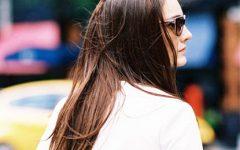 Half-Up, o penteado mais fresco para o Verão