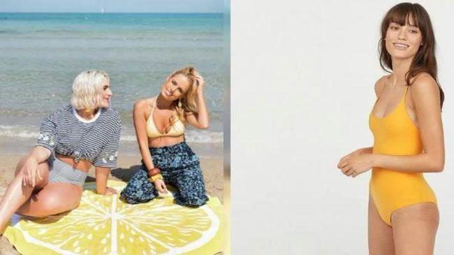 H&M aposta na beleza natural e deixa de usar photoshop