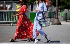 O melhor street style visto na Couture Week em Paris