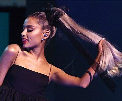 Ariana Grande cala crítica sobre seu estilo com duas palavras