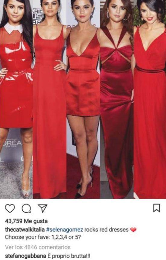 Celebridades pedem boicote a Dolce & Gabbana