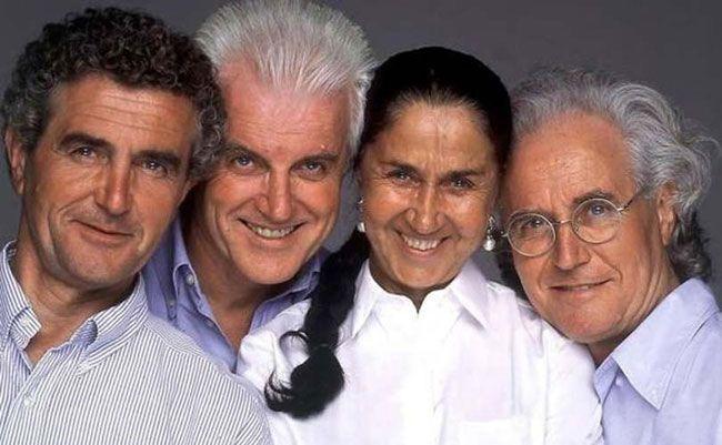 Morreu Carlo Benetton, um dos fundadores da marca italiana