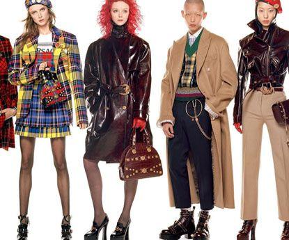 Campanha Outono 2018 da Versace - a maior de sempre