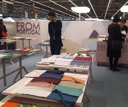 Exportações do têxtil e vestuário aumentam 2,2%