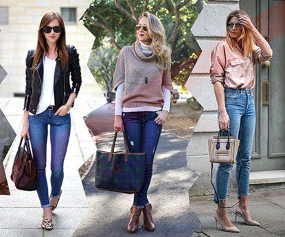 Jeans: essa peça intemporal e que fica bem com tudo