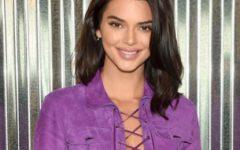 Kendall Jenner, vítima de vazamento de fotos completamente nua