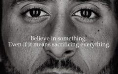 Campanha da Nike envolta em polémica
