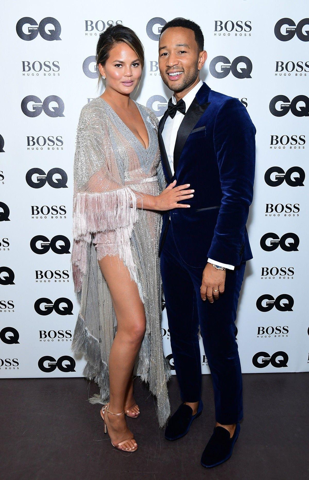 """Elas deslumbraram e deixaram """"marca"""" na Gala GQ Homem do Ano"""