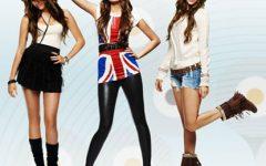 Roupa, moda, e os seus efeitos da moda nos adolescentes