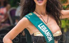 Miss Líbano expulsa de evento por simples saudação