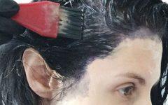Como remover manchas de tinta de cabelo da pele?