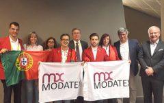 Medalha de Excelência no EuroSkillspara formandos do Modatex