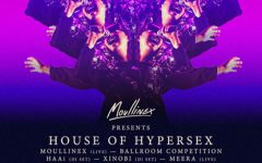 Palladium apoia House of Hypersex de Moullinex a 31 de Outubro