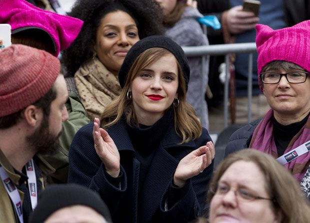 A carta aberta de Emma Watson a favor do aborto