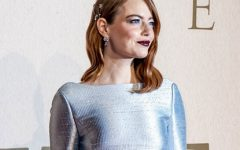 O último look de Emma Stone no red carpet