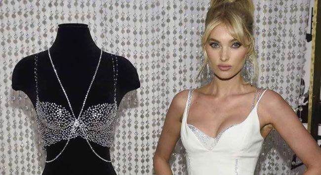 Victoria's Secret : Elsa Hosk escolhida para ostentar o Fantasy Bra