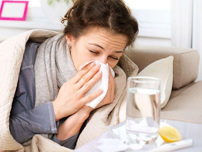 Gripes e constipações, entende as diferenças e previne–te